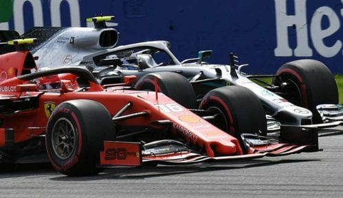 Mercedes najbrži na prva dva treninga pred drugu trku u Silverstonu 12
