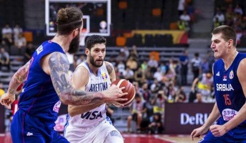 SP: Argentina bolja od Srbije u borbi za polufinale 8
