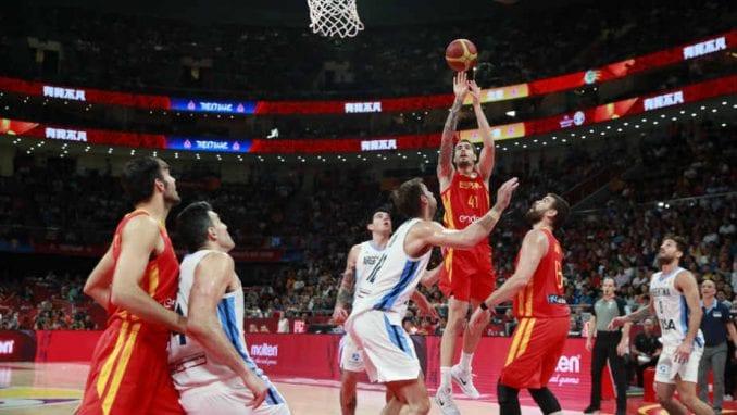 Španija novi svetski šampion u košarci 2