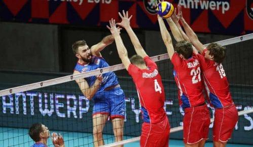 Odbojkaši Srbije u četvrtfinalu Evropskog prvenstva 3