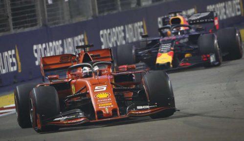 Odložene još tri trke Formule jedan zbog korona virusa 11