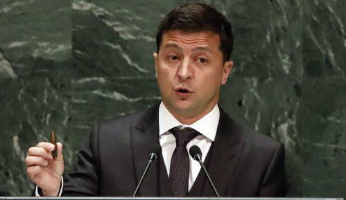Zelenski: Niko mi nije objasnio zašto je isporuka američke vojne pomoći bila odložena 7
