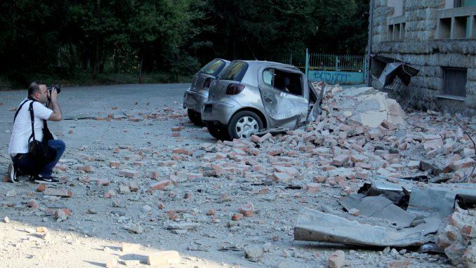Jak zemljotres kod Drača, potres se osetio i u Crnoj Gori 4