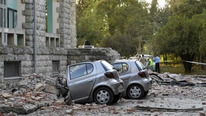 Posle zemljotresa u Albaniji 340 naknadnih potresa 3