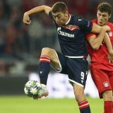 Šampion Nemačke deklasirao Crvenu zvezdu u prvom kolu Lige šampiona 10
