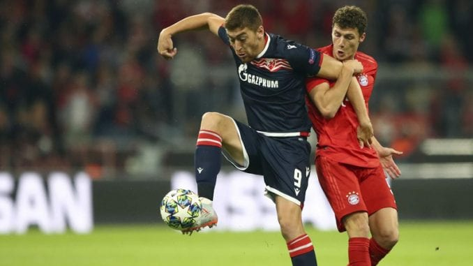 Šampion Nemačke deklasirao Crvenu zvezdu u prvom kolu Lige šampiona 4