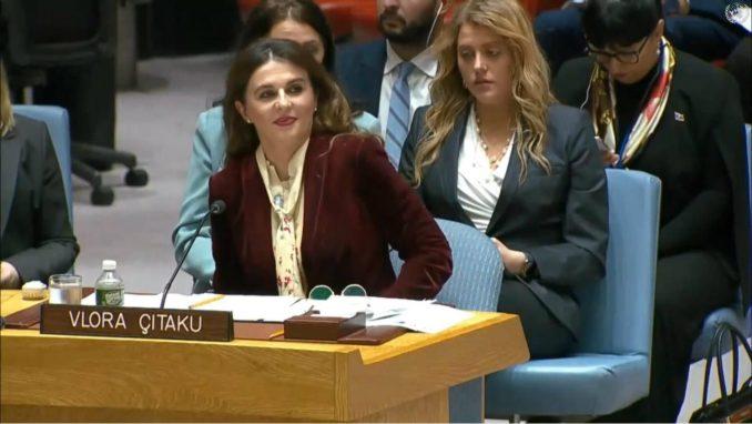 Čitaku se povlači sa pozicije ambasadorke Kosova u SAD 3
