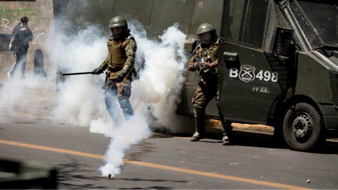 Amnesti internešnal: Čileanske snage bezbednosti ozbiljno krše ljudska prava 2
