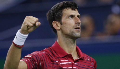 Đoković u četvrtfinalu mastersa u Šangaju 4