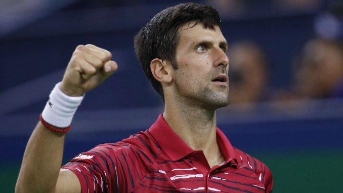 Đoković u četvrtfinalu mastersa u Šangaju 1