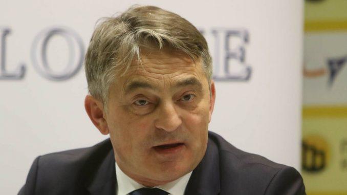 Komšić: Dodiku neće biti dopušteno da spreči imenovanje stranih sudija Ustavnog suda BiH 1
