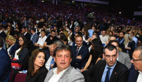 Kako je izgledala proslava 11. godišnjice SNS u Novom Sadu? 9