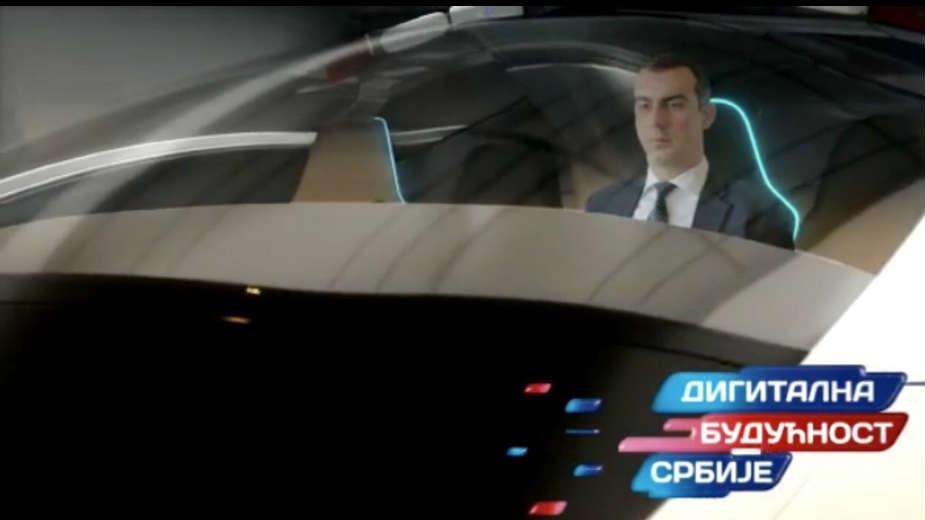 Mirović se teleportuje, Orlić pilotira letećim automobilom (VIDEO) 1