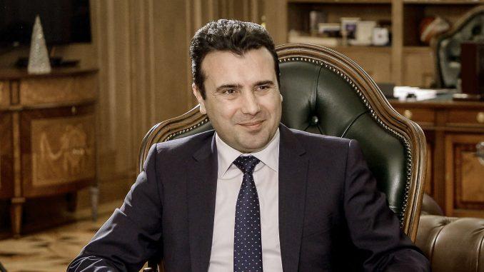 Zaev: Severna Makedonija u januaru postaje članica NATO 2