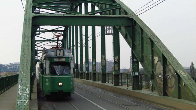 Stručnjaci ispituju Stari železnički i Pančevački most za tramvajski saobraćaj 1