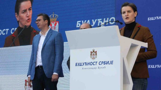 Brnabić idealna kandidatkinja za Vučićevu naslednicu 3
