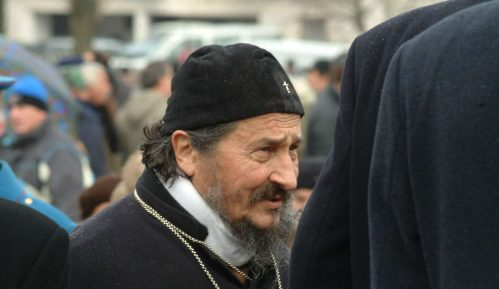 Protest protiv Vučićevog odlikovanja 2