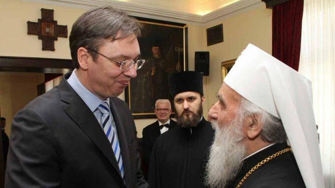 Vučiću i Selakoviću Orden Svetog Save 1