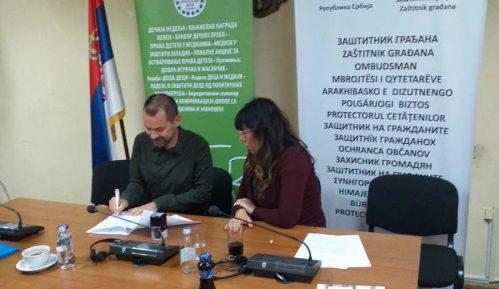 List Danas potpisao memorandum o zaštiti dece 3