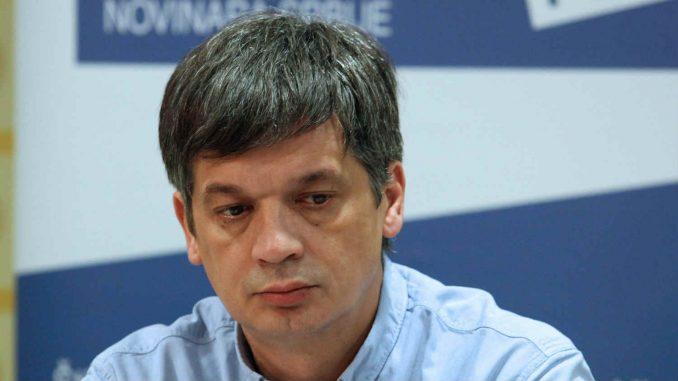 Bodrožić: Državni funkcioneri trebalo da napuste skup nakon zabrane izveštavanja N1 i Al Džaziri 1