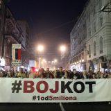 """Protest """"1 od 5 miliona"""" 30. novembra u Beogradu, na godišnjicu prvog skupa 1"""
