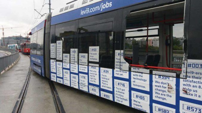 Zašto je tramvaj iskočio iz novih šina? 3