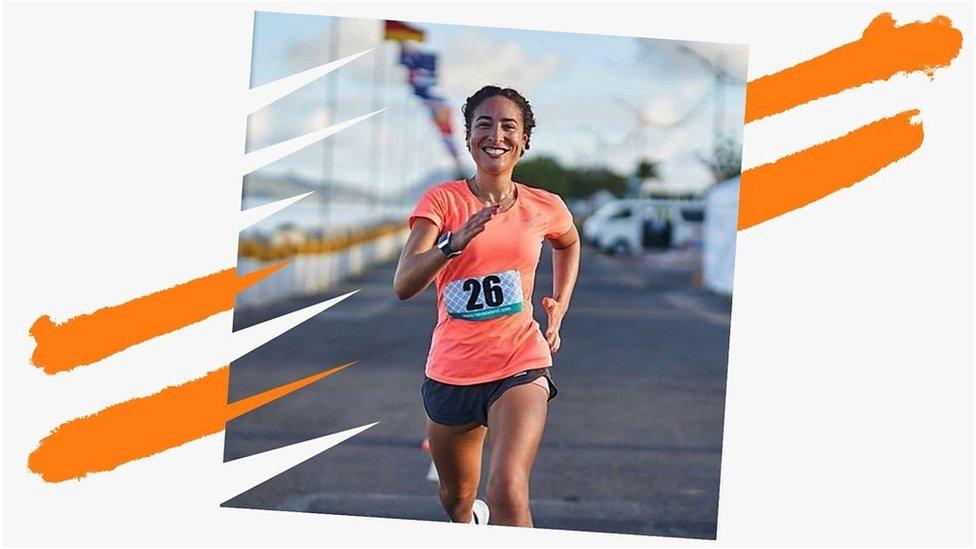 Miranda running