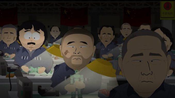 """Saut park i Kina: Autori uputili """"izvinjenje"""" nakon cenzure serije 3"""