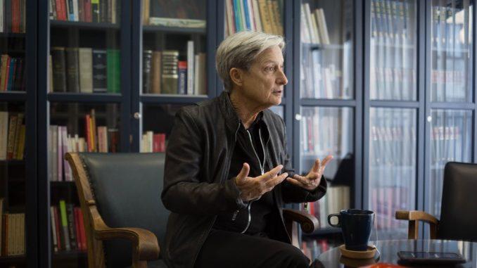 "Džudit Batler u Beogradu: ""Akademska sloboda je političko pitanje"" 2"