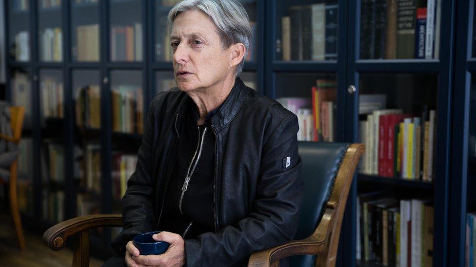 Džudit Batler, Beograd, oktobar 2019.