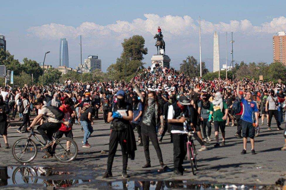 protesti u čileu
