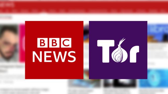 BBC Njuz dostupan i preko Tor pretraživača na dark vebu 4