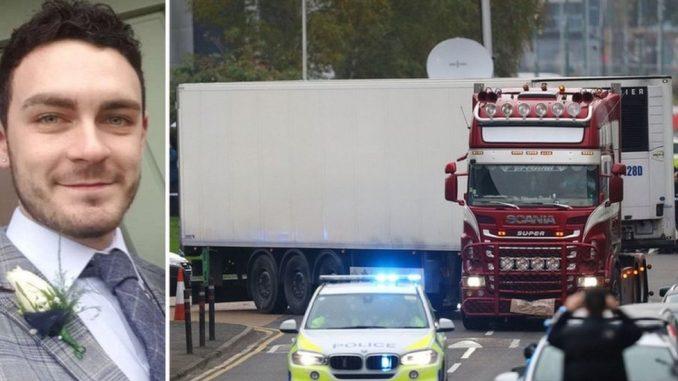 Velika Britanija: Tela 39 osoba pronađena u kamionu, vozač osumnjičen za ubistvo 4