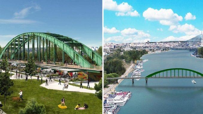 Anketa Stari savski most - preko Ade, u parku ili nešto treće 2