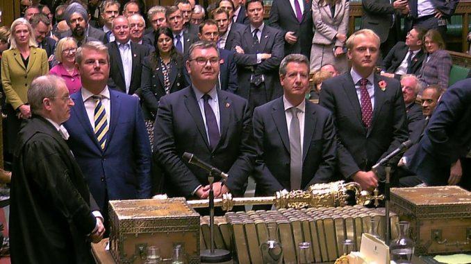 Džonson dobio podršku u parlamentu: Velika Britanija 12. decembra izlazi na izbore 2