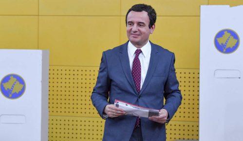 Kurti se zalaže za jačanje odnosa sa Albanijom 8