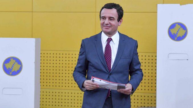 Kurti kvari planove o modelu dve Nemačke kao rešenju za Kosovo 1