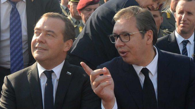 Poseta Medvedeva: Ekonomija u senci protokola i političkih tema 1
