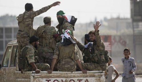 Sankcije ne zaustavljaju tursku ofanzivu u Siriji 2