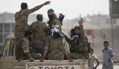 Sankcije ne zaustavljaju tursku ofanzivu u Siriji 9