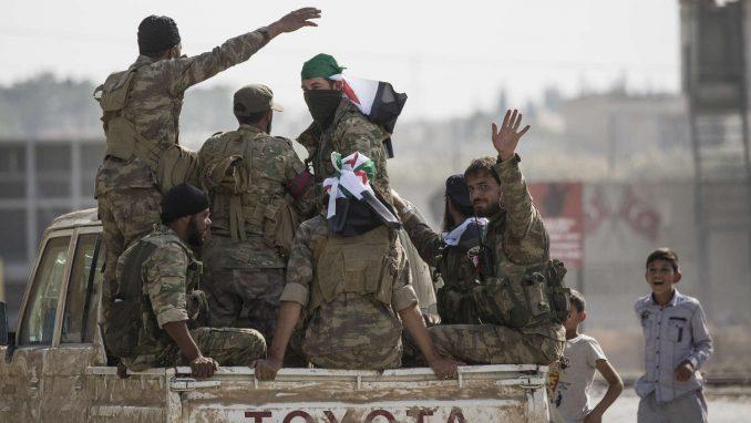 Sankcije ne zaustavljaju tursku ofanzivu u Siriji 1