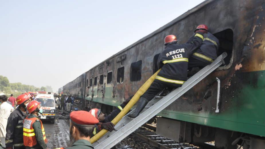 U vozu stradalo najmanje 73 ljudi 1