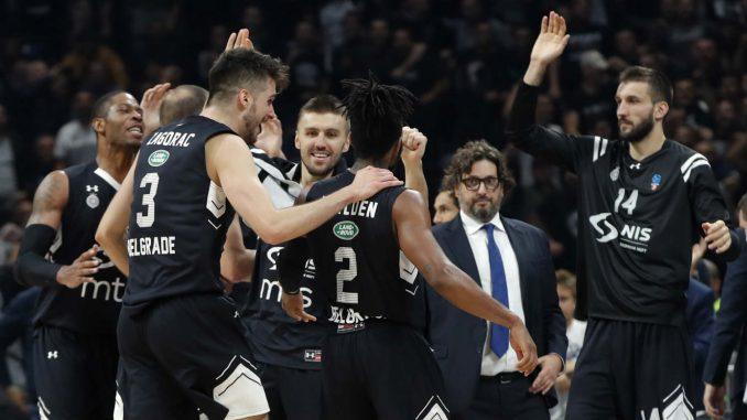 Karte za utakmicu Partizan Cibona od 600 do 5.000 dinara za ložu 1