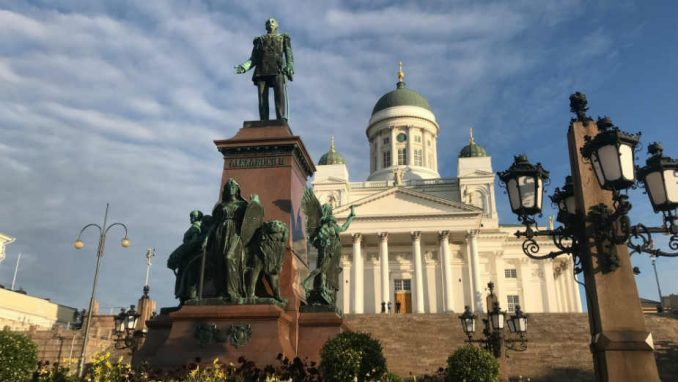 Helsinki: Grad u kome se sve stiže (VIDEO) 1