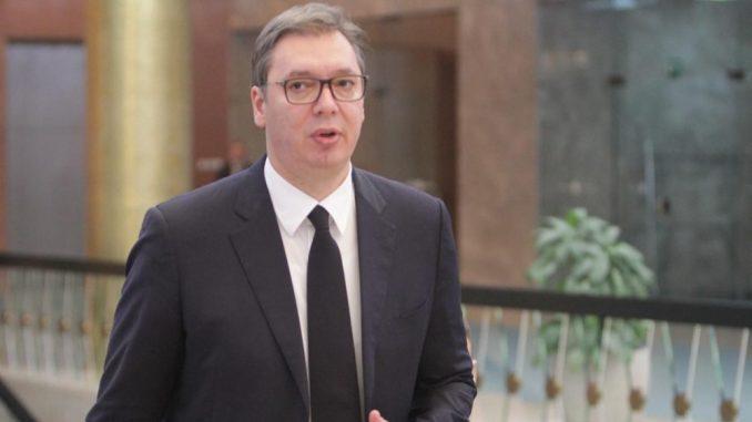 Vučić na Tviteru tražio odgovor od britanskog ambasadora u Prištini o albanskoj zastavi 2