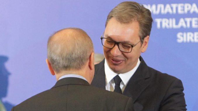 Erdogan razgovarao sa Tačijem i Vučićem 4