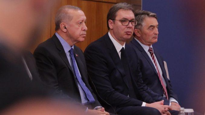 Erdogan najavio pomoć Srbiji iz Turske 2