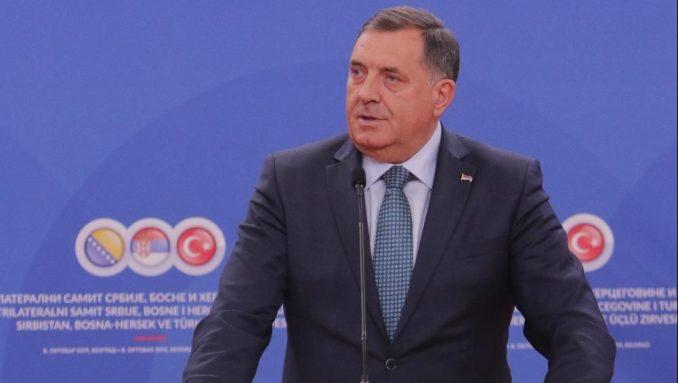 Žurnal: Dodik obmanuo Narodnu skupštinu, dostavio samo deo dokumenta 1
