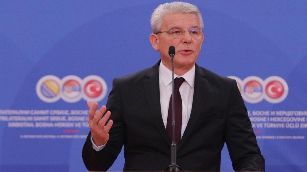 Džaferović: Krajnje je vreme da se Dodik zaustavi u rušenju BiH 1