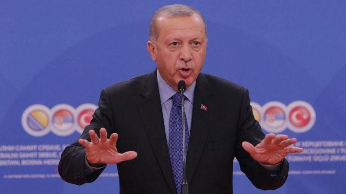 Erdogan: Moskva informisala Ankaru o povlačenju kurdskih snaga u Siriji 4